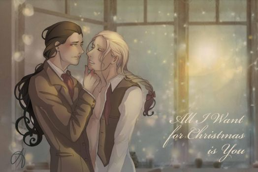 All I Want for Christmas is You by YumeNouveau