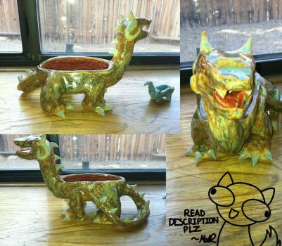 My First Clay Project by The-MadR