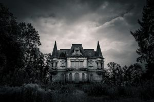 Haunted House by nassimhasan