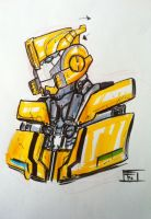 Bumblebee by Ultrafpc