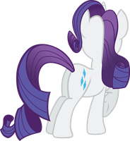 Rarity's Roots by PsychoanalyticBrony
