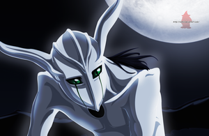 hollow form of ulquiorra by ioshik