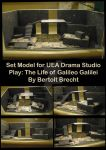 Set Model for 'Life of Galileo Galilei' (Brecht) by TessCas