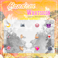 Random Whatsicon #1 'PNG' by Waatt