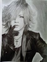 Ruki from The GazettE by ShadowofChaos666