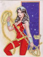 Wonder Girl (#1) by Rodel Martin by VMIFerrari