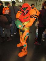 Varia Suit Samus by Kronos2501