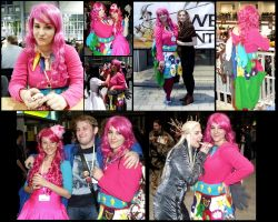 Cupcakes Cosplay - PYRKON 2014 by BatWitch