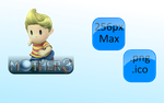 Mother 3 Icon by thisismyaccountokay