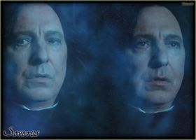 Snape by CharlieSnape