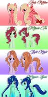 Oc in MLP by Dessindu43
