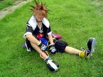 Sora Cosplay 6 by S2En-JayS2