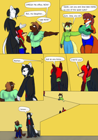 Life Goes On: Little Orphan Ashley (Page 8) by Omega-Warior