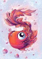 Love Goldfish by tikopets