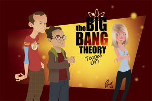 The Big Bang Theory by Petarsaur