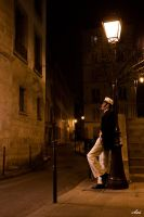 Corto Maltese in Paris by objectif-costumes