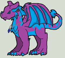 -Daviar- (Dragour - Free Species) Reference by Dianamond