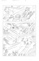 Cosmic Soldier Page 2 by Ronron84
