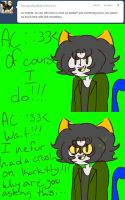 Ask 25 by Ask-Dirk-and-Nepeta