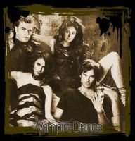 Old Vampire Diaries photo. by Miss-evill
