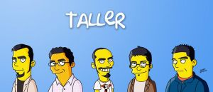 Simpson Taller by marespro13