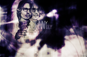 Johnny Depp by SatelliteAlice