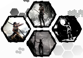 Tomb Raider by WE4PONX