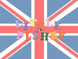 fishandflag by littlefishey