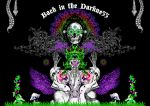 Back in the Darkness flyer by dirtym0rf