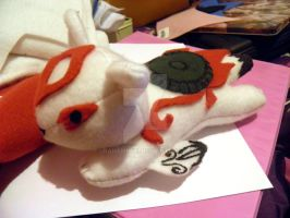 Ammy from Okami by UraHameshi