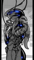 Order: Tactical Officer by Daemoria