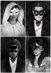 All in masks by MartaDeWinter