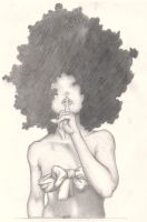 Afro Girl 2 by Jermbo