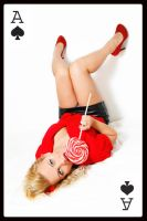 Pin up girl by Krypton85