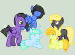 Just The Gang by dashing-the-rainbow
