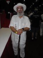 Megacon '14: John Hammond by NaturesRose