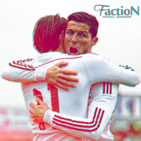 Bale and CR7 - Faction by taarsomoraes
