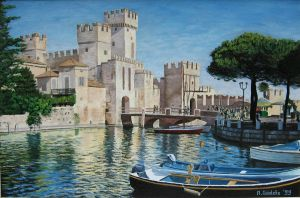 Sirmione by Coquelicotnoir