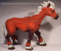 Epona Ocarina of Time by Drummyralf
