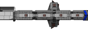 Artemis Missile Frigate by United-Systems-Navy