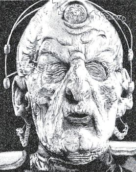 Davros, the 1980s look by ONTV