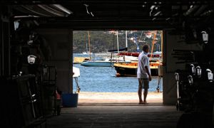 Vaucluse Yacht Club by CouchyCreature