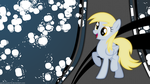 Derpy Hooves Wallpaper by Game-BeatX14