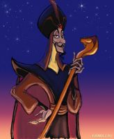 Jafar by Amadeo-Amadeo