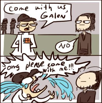 Rogue One, 3 by Ayej