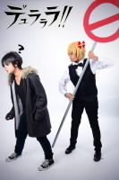 Durarara Cosplay by Awesome-Vivi