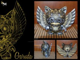 Garuda by splashesofmonochrome