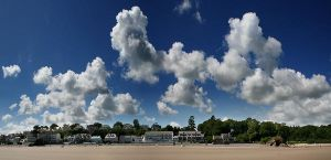 Saundersfoot Beach by nectar666