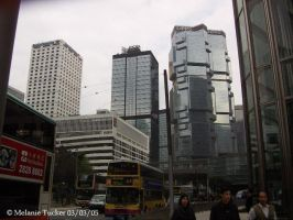 The Lippo Building, And Others by greenhotchocolate