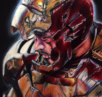 Iron Man 001 by teubo